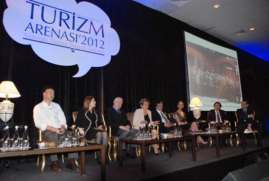 ImageResize1 Skal, Turizm Arenası panelinde turizmde gelecek teknolojide
