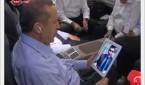 Erdoğan'dan kablosuz internet tanıtımı