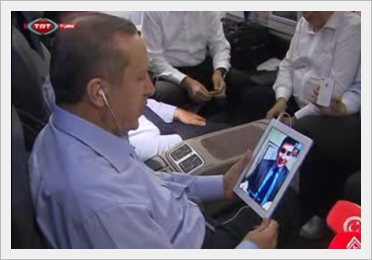 buyuk 302 Erdoğandan kablosuz internet tanıtımı