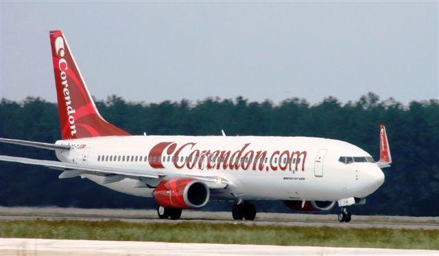 corendon airlines Gazipaşa Havaalanı sezonu açtı