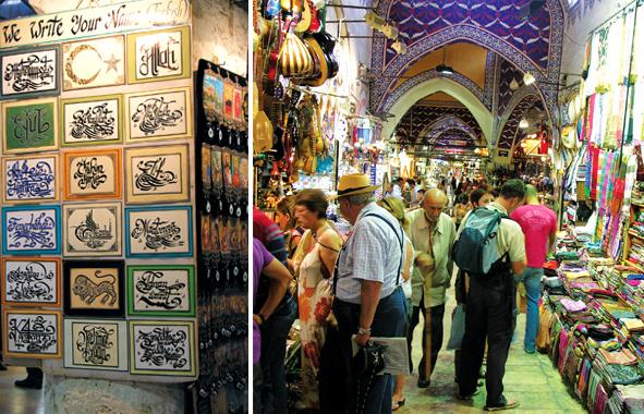 kapalicarsi7 Türkiyeye gelen turist sayısı ilk iki ayda iki milyon kişi