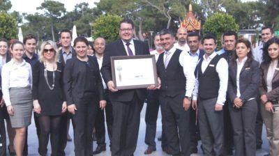 rixos sungate hotel en iyi aile oteli secildi Rixos Sungate Hotel En İyi Aile Oteli